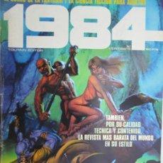 Cómics: 1984 EL COMIC DE LA FANTASIA Y LA CIENCIA FICCION PARA ADULTOS Nº 27 . Lote 183514436