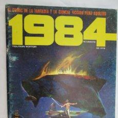 Cómics: 1984 EL COMIC DE LA FANTASIA Y LA CIENCIA FICCION PARA ADULTOS Nº 20 . Lote 183515091