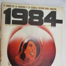 Cómics: 1984 EL COMIC DE LA FANTASIA Y LA CIENCIA FICCION PARA ADULTOS Nº 23 . Lote 183515591