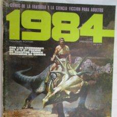 Cómics: 1984 EL COMIC DE LA FANTASIA Y LA CIENCIA FICCION PARA ADULTOS Nº 18 . Lote 183516467