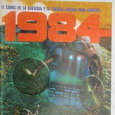 Cómics: 1984 EL COMIC DE LA FANTASIA Y LA CIENCIA FICCION PARA ADULTOS Nº 21 . Lote 183521937
