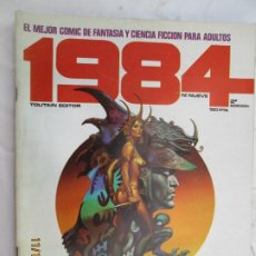 Cómics: 1984 EL COMIC DE LA FANTASIA Y LA CIENCIA FICCION PARA ADULTOS Nº 9 PARAISO PERDIDO . Lote 183522143