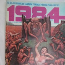 Cómics: 1984 EL COMIC DE LA FANTASIA Y LA CIENCIA FICCION PARA ADULTOS Nº 12 , MAS ALLA DEL HORIZONTE . Lote 183522668