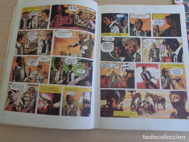 Cómics: Comic U.S. Marshal Morgan Kane de Toutain Editor La Venganza de Billy Goulden - Foto 3 - 183592052
