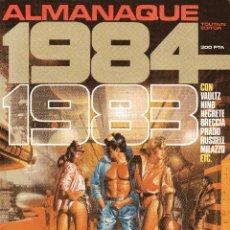 Cómics: M141 1984: ALMANAQUE 1983-TOUTAIN. Lote 183824390