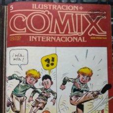 Cómics: COMIX INTERNACIONAL Nº 5. Lote 183878270