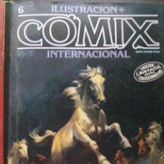 Cómics: COMIX INTERNACIONAL Nº 6. Lote 183878321