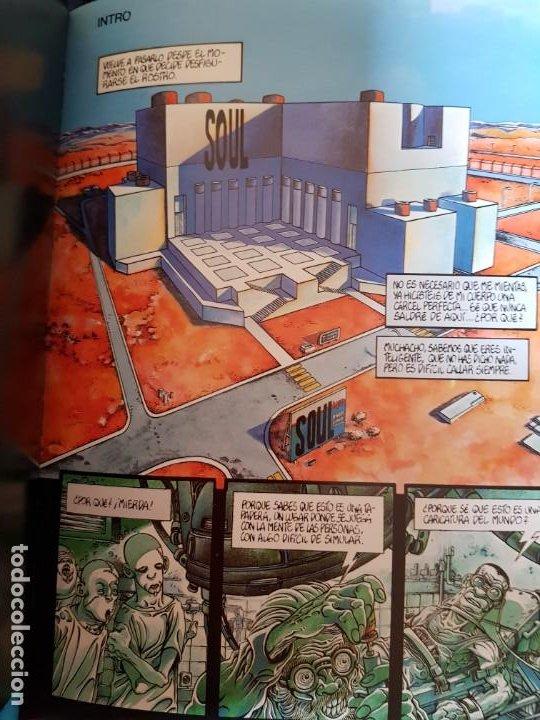 Cómics: s.o.u.l. (vane y felipe) - Foto 2 - 184297332