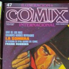 Cómics: COMIX INTERNACIONAL Nº 47. Lote 184434075