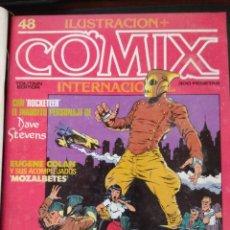 Cómics: COMIX INTERNACIONAL Nº 48. Lote 184434102