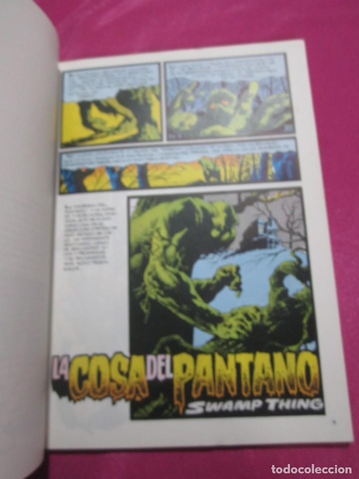 Cómics: CREEPY PRESENTA LA COSA DEL PANTANO BERNI WRIGHTSON TOUTAIN - Foto 2 - 184486946