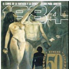 Cómics: 1984 - Nº 50 - AÑO 1983. Lote 184510683