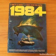 Cómics: 1984 20, SUSO PEÑA, VICTOR DE LA FUENTE, RICHARD CORBEN, LEO DURANONA, BONVI, JOSEP M BEA...TOUTAIN . Lote 184715665