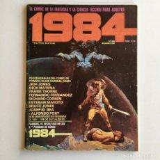 Cómics: REVISTA DE CÓMICS Nº 36 DE 1984, PRIMERA EDICIÓN ENERO 1982, TOUTAIN EDITOR. Lote 184876867