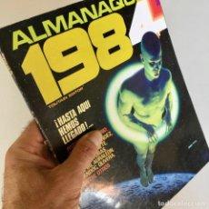 Cómics: REVISTA DE CÓMICS 1984 ALMANAQUE DEL AÑO 1984,TOUTAIN EDITOR. Lote 184883738