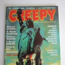 Cómics: CREEPY (1990, TOUTAIN) -SEGUNDA EPOCA- 7 · 1991 · CREEPY. SEGUNDA ÉPOCA. Lote 184899048