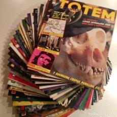 Cómics: LOTE DE 33 REVISTAS DE CÓMICS TOTEM EL COMIX, NUEVA ÉPOCA, TOUTAIN EDITOR. Lote 187109010