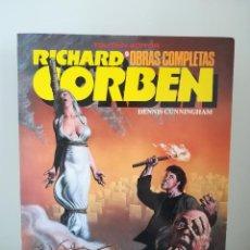 Cómics: MANUSCRITOS DE LA PLAGA, RICHARD CORBEN. GUIÓN D. CUNNINGHAM. TOUTAIN. OBRAS COMPLETAS N.º 9. Lote 187317087