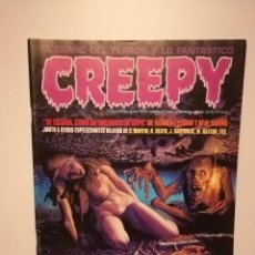 Cómics: CREEPY Nº 3. Lote 187318458