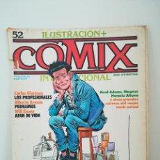 Cómics: COMIX INTERNACIONAL Nº 52. Lote 187318995
