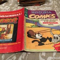 Cómics: HISTORIA DE LOS COMICS. Nº 3. EDITORIAL TOUTAIN.. Lote 187381057