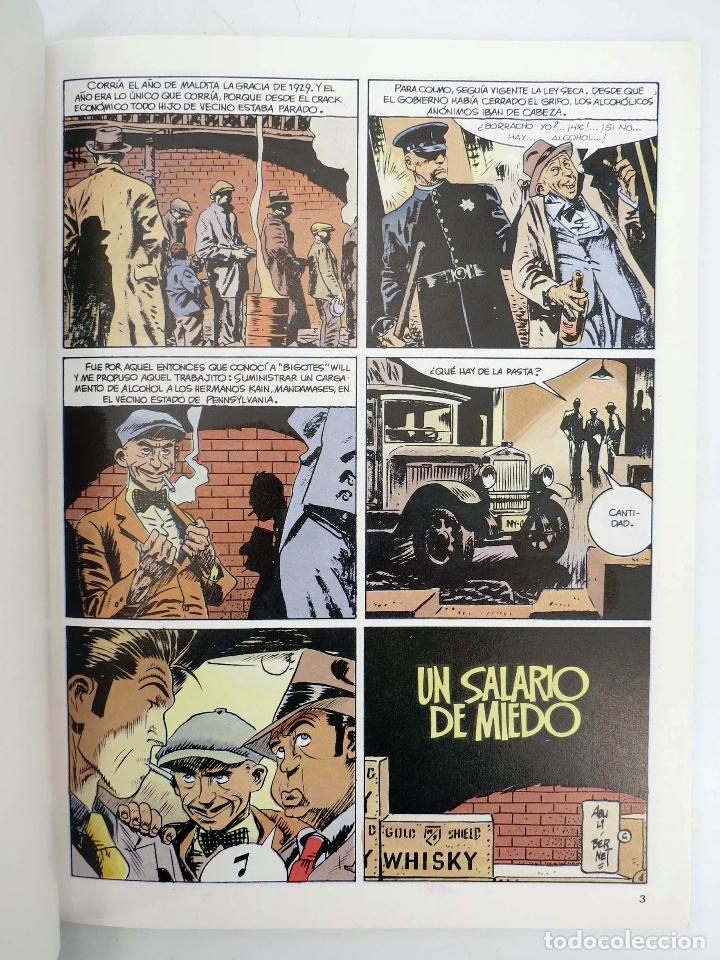 Cómics: TORPEDO 1936 4. HISTORIA LARGA. COLOR (Sánchez Abulí / Jordi Bernet) Toutain editor, 1986. OFRT - Foto 4 - 219709006