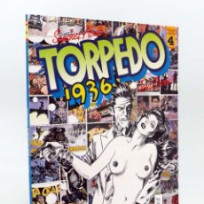 Cómics: TORPEDO 1936 4. HISTORIA LARGA. COLOR (SÁNCHEZ ABULÍ / JORDI BERNET) TOUTAIN EDITOR, 1986. OFRT. Lote 219709006