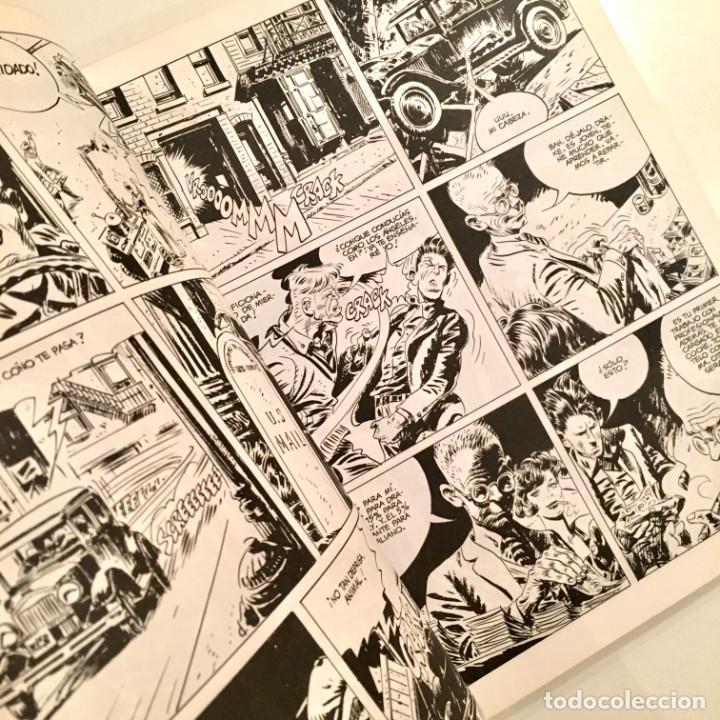Cómics: Comicbook TORPEDO 1936, Tomo 2, por Sanchez Abuli y Jordi Bernet, Toutain editor, año 1984 - Foto 4 - 187510445