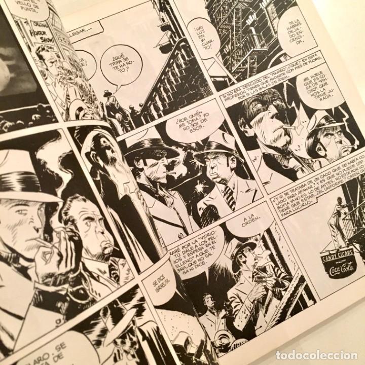 Cómics: Comicbook TORPEDO 1936, Tomo 2, por Sanchez Abuli y Jordi Bernet, Toutain editor, año 1984 - Foto 5 - 187510445