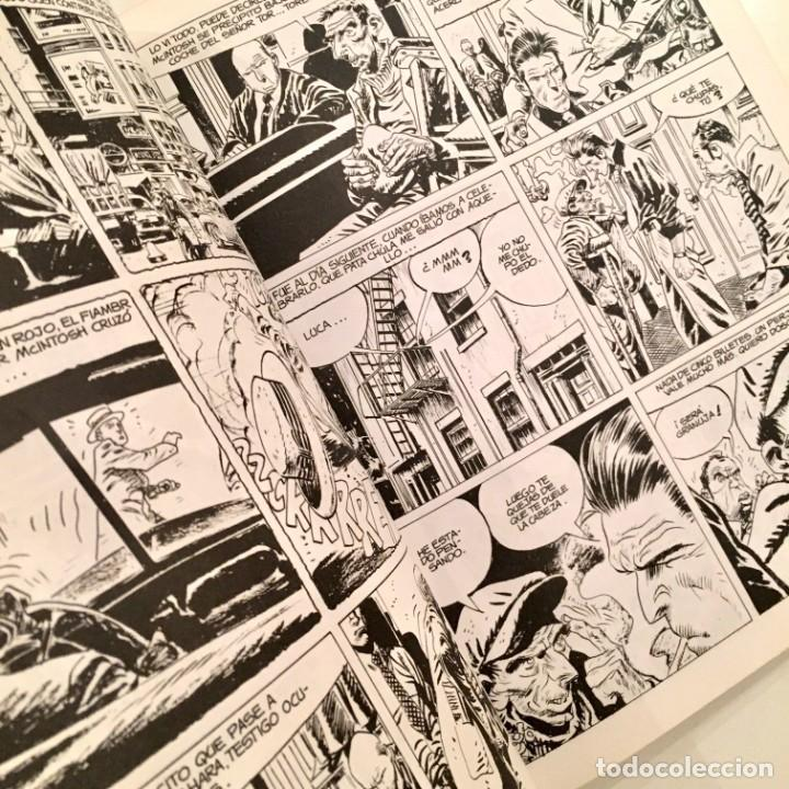 Cómics: Comicbook TORPEDO 1936, Tomo 2, por Sanchez Abuli y Jordi Bernet, Toutain editor, año 1984 - Foto 7 - 187510445