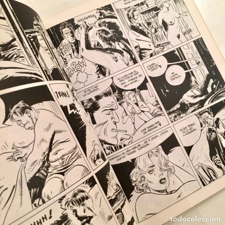 Cómics: Comicbook TORPEDO 1936, Tomo 2, por Sanchez Abuli y Jordi Bernet, Toutain editor, año 1984 - Foto 8 - 187510445