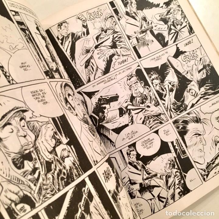 Cómics: Comicbook TORPEDO 1936, Tomo 2, por Sanchez Abuli y Jordi Bernet, Toutain editor, año 1984 - Foto 9 - 187510445