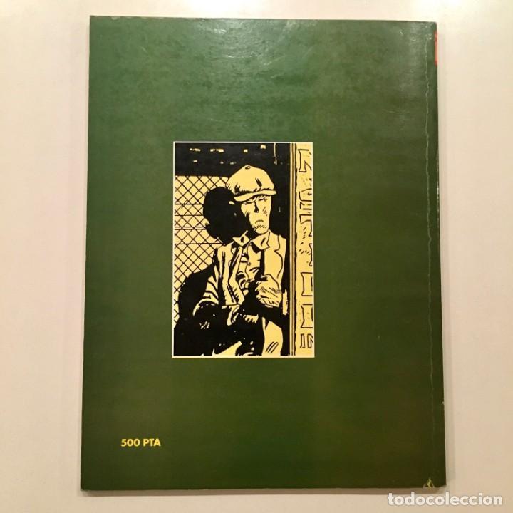 Cómics: Comicbook TORPEDO 1936, Tomo 2, por Sanchez Abuli y Jordi Bernet, Toutain editor, año 1984 - Foto 10 - 187510445