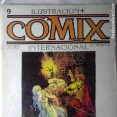 Comics: ILUSTRACION+COMIX INTERNACIONAL Nº 9 PERFECTO ESTADO. Lote 187887877