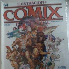 Cómics: ILUSTRACION+COMIX INTERNACIONAL Nº 64 PERFECTO ESTADO. Lote 206760396