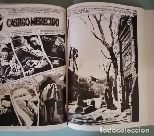 Cómics: Gene Colan / Estrellas USA - Toutain, 1991 | SELECCIÓN DE HISTORIAS DE EERIE Y CREEPY - Foto 3 - 215084658