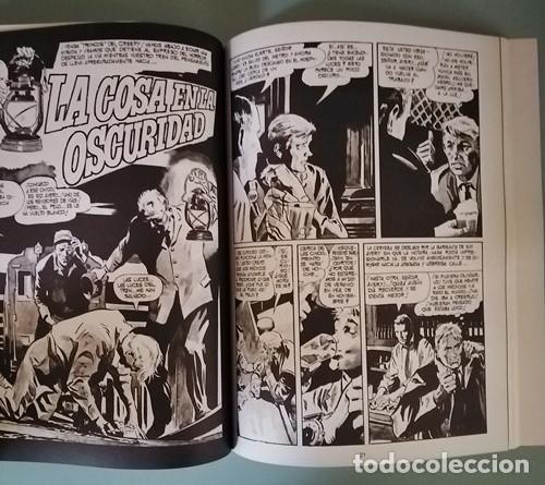 Cómics: Gene Colan / Estrellas USA - Toutain, 1991 | SELECCIÓN DE HISTORIAS DE EERIE Y CREEPY - Foto 4 - 215084658