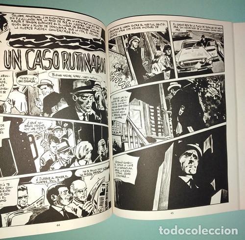 Cómics: Gene Colan / Estrellas USA - Toutain, 1991 | SELECCIÓN DE HISTORIAS DE EERIE Y CREEPY - Foto 5 - 215084658