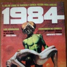 Fumetti: 1984 Nº 15 - TOUTAIN - BUEN ESTADO. Lote 188621636