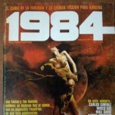 Cómics: 1984 Nº 19 - TOUTAIN - BUEN ESTADO. Lote 188623726