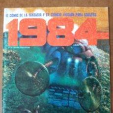 Fumetti: 1984 Nº 21 - TOUTAIN - BUEN ESTADO. Lote 188628700