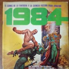 Fumetti: 1984 2ª EDICION Nº 22 - TOUTAIN - BUEN ESTADO. Lote 188632693