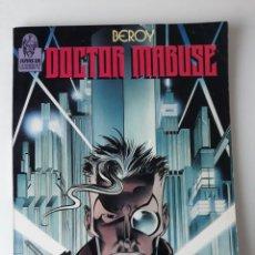 Cómics: DOCTOR MABUSE - BEROY. Lote 188805986