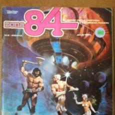 Comics : ZONA 84 Nº 2 - TOUTAIN . Lote 188742758