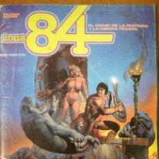 Comics : ZONA 84 Nº 8 - TOUTAIN . Lote 188743621