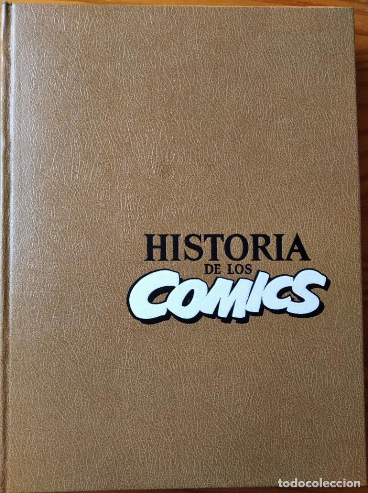 HISTORIA DE LOS COMICS DE TOUTAIN - TOMO SUPER LUJO - VOLUMEN II? (Tebeos y Comics - Toutain - Otros)