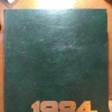 Cómics: 1984 NºS 31, 32,33,34,35 Y 36 ENCUADERNADOS CON TAPA ORIGINAL EXTRAIBLE. Lote 190106436