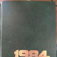 Cómics: 1984 NºS 7,8,9,10,11 Y 12 ENCUADERNADOS CON TAPA ORIGINAL EXTRAIBLE. Lote 190196501