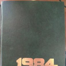 Cómics: 1984 NºS 19,20,21,22,23 Y 24 ENCUADERNADOS CON TAPA ORIGINAL EXTRAIBLE. Lote 190197196