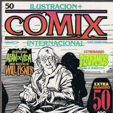 Cómics: COMIX INTERNACIONAL Nº 50 . Lote 190283775